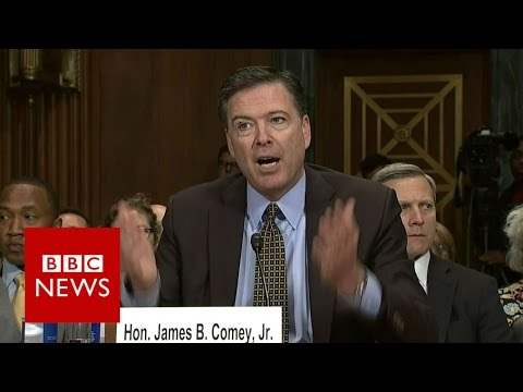 FBI Director Comey: 'Choice between real bad and catastrophic' - BBC News