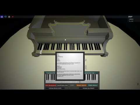 Roblox Shelter Piano Sheet Youtube