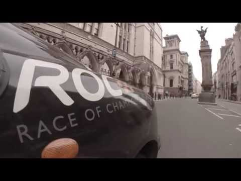 Take the ROC Cab with Jason Plato