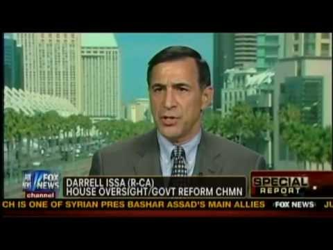 Issa: It Appears Obama Admin Ignored Libya Security Threats Before Benghazi Attack