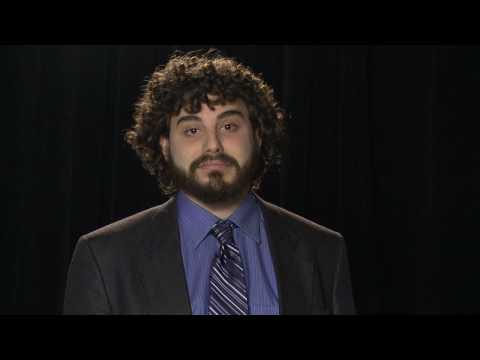 Michael Saltzman, Audition, 3/28/10
