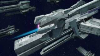 Infinite Space (DS) second anime short video from SEGA