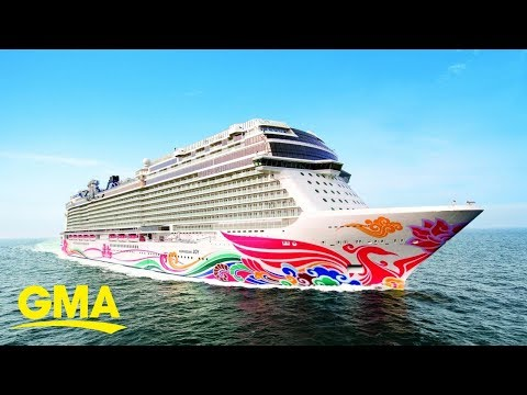 Inside The First Cruise Line With A Go-kart Track