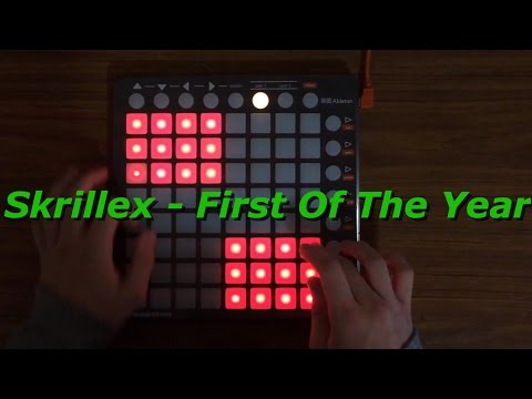 [Full Download] Skrillex First Of The Year Launchpad