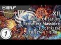XII | Rings Of Saturn - Senseless Massacre [Lugal Ki En] | 78.97% 9.48★ CLEAR