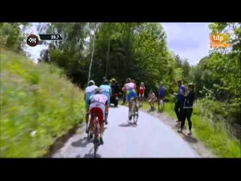 MORTIROLO 2015-Kruijswijk-Contador-Landa-APRICA-Giro de Italia HD