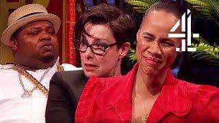 Matt Lucas, Sue Perkins & Zawe Ashton on Their First Jobs! | The Big Narstie Show
