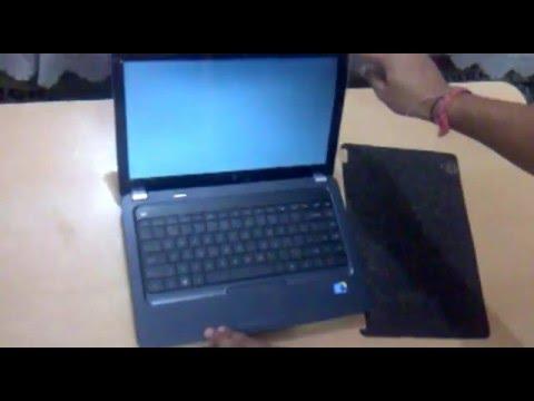 HP G42-410US Notebook Intel WLAN Treiber Windows 7