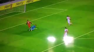 RONALDO INCREDIBLE MISSED VS SWITZERLAND