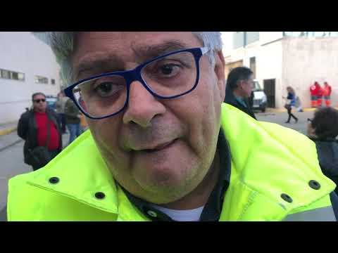 El capitán marítimo explica lo sucedido con el Passió Per Formentera