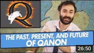 [MIRROR] The Past, Present, and Future of Qanon, A Conspiracy That Is Very Dumb - SOME MORE NEWS