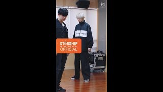 [HYUNGWON][Dance Practice] 몬스타엑스 (MONSTA X) - 'SHOOT OUT' Vertical Video