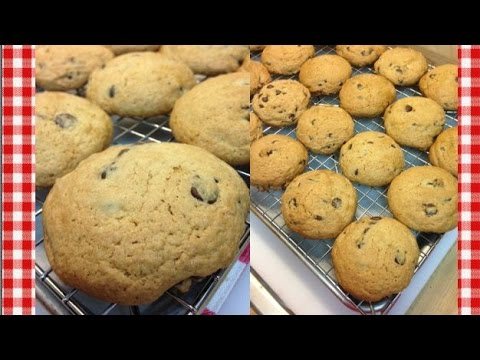 Classic Chocolate Chip Lunchbox Cookies ~ Noreen's Kitchen