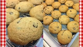 Classic Chocolate Chip Lunchbox Cookies  Noreens Kitchen