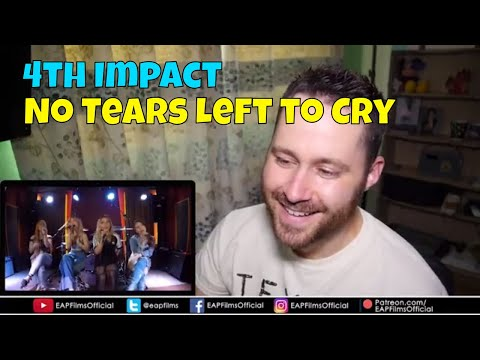 4th Impact - No Tears Left to Cry (Ariana Grande) | REACTION