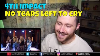 4th Impact - No Tears Left to Cry (Ariana Grande)   REACTION