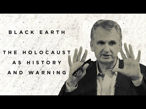 Black Earth: The Holocaust as History and Warning |  Timothy Synder (2017)