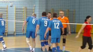 Волейбол. Администрация Верхней Салды против «Титановой долины»