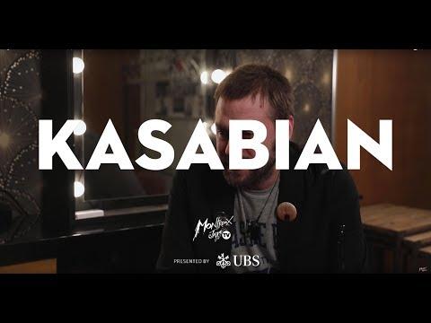Montreux Jazz Festival 2017 | Interview Kasabian
