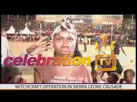 WITCHCRAFT OPERATION IN SIERRA LEONE - Apostle Johnson Suleman 2016
