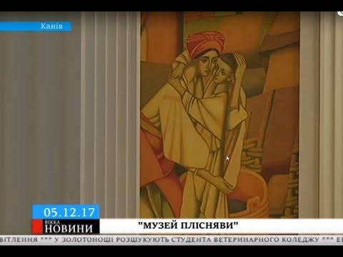 ТРК ВіККА: Після багатомільйонного ремонту канівський Музей Кобзаря перетворюється в «музей плісняви»