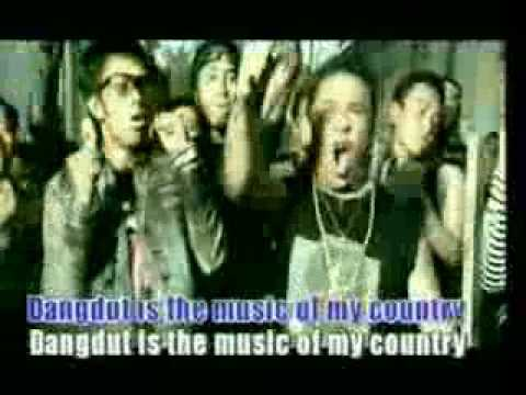 Project Pop - Dangdut Is The Music Of My Country (Karaoke + VC)