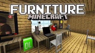 Good Furniture & Decorations MCPE - Minecraft Mod Alternatives