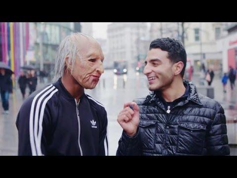 Panna incognito met Georginio Wijnaldum! - TIKI TAKA TOUZANI