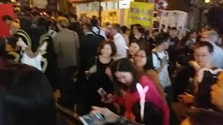 蘭桂坊萬聖節2017