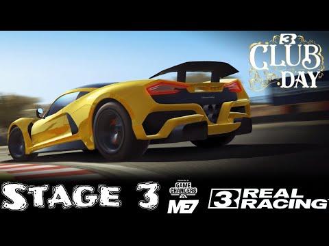 Club Day – Venom F5 – Stage 3