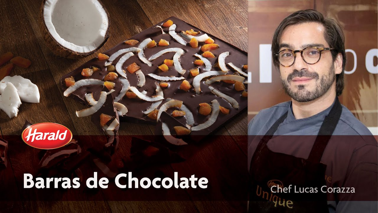 Barras de Chocolate - Lucas Corazza