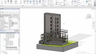 Cree LifeCycle Tower (LCT) – Introduction in Revit and Twinmotion