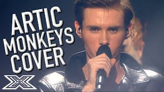 'Do I Wanna Know' - Arctic Monkeys Live Cover from The X Factor Denmark | X Factor Global
