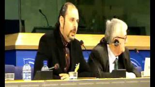 1/3 - BILDERBERG EXPOSED in EU Parliament Press Conference: Mario Borghezio MEP, Daniel Estulin