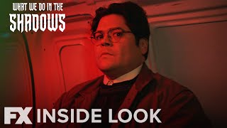 What We Do in the Shadows | Inside Season 2: Van Helsing in Training | FX
