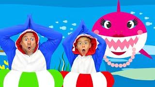 Baby Shark Song | Песенка для детей | Развивающие песенки для детей