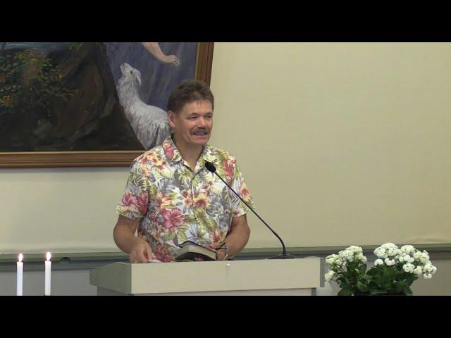 2021.06.06 Kristian Gangstø: Gleda over at folket hamnar hos Jesus