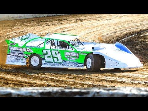 Jason Genco #29J | In-Car Camera | Eriez Speedway | 9-23-17