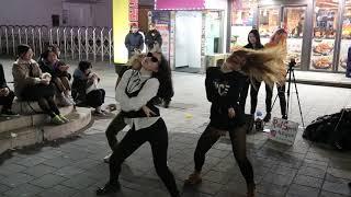 JHKTV]홍대댄스 레드스파크hong dae k-pop dance red spark(russia) GENTLEMAN - PSY