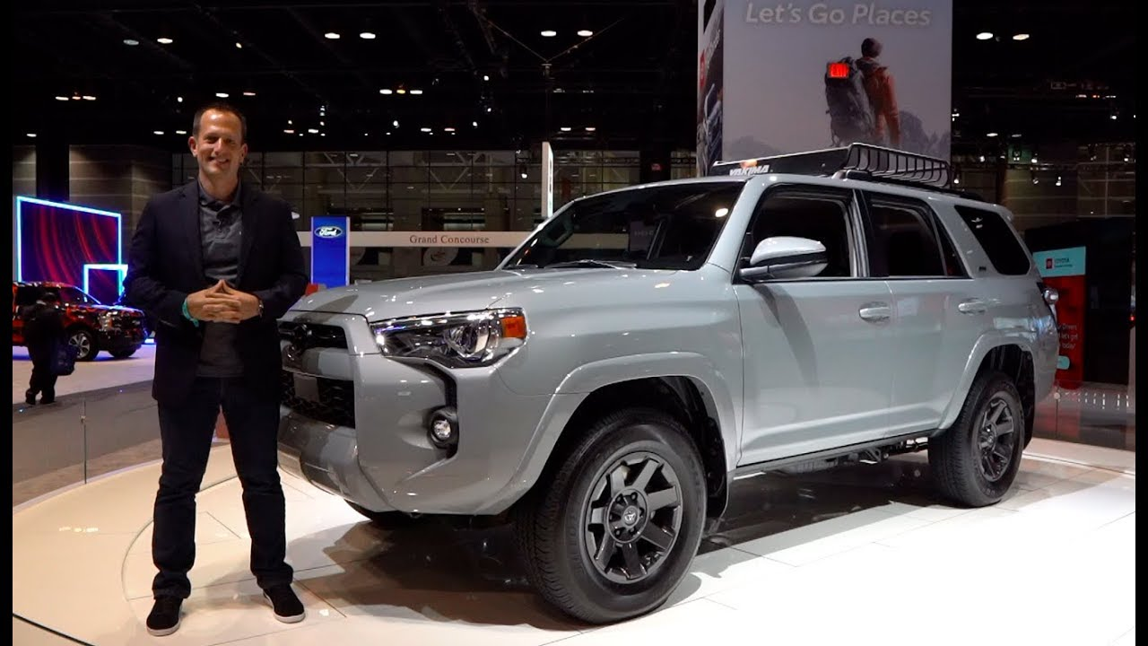 is the 2021 toyota 4runner trail edition the perfect great
