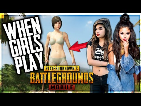 WHEN INDIAN GIRLS PLAY PUBG MOBILE•FUTURE GAMING