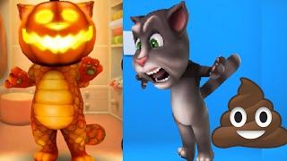 Мой Говорящий Том #204 Детский игровой мультик для детей! My Talking Tom #Мобильные игры