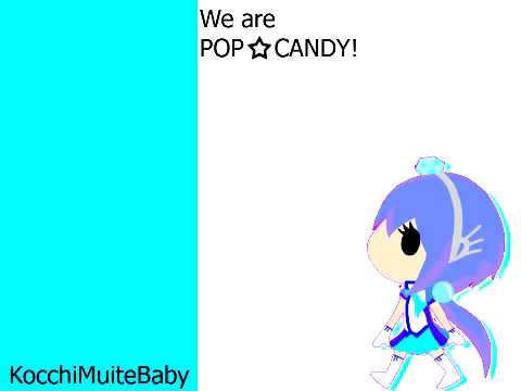 [Aoki Lapis] We are POP☆CANDY!