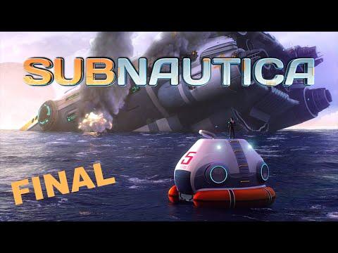 FINAL SUBNAUTICA VIDEO!   Subnautica   Ep. 17