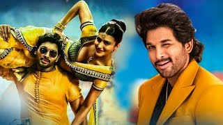 New Released Allu Arjun Hindi Dubbed Movie | Hindi Dubbed Action Movie 2020 | South Action Movies