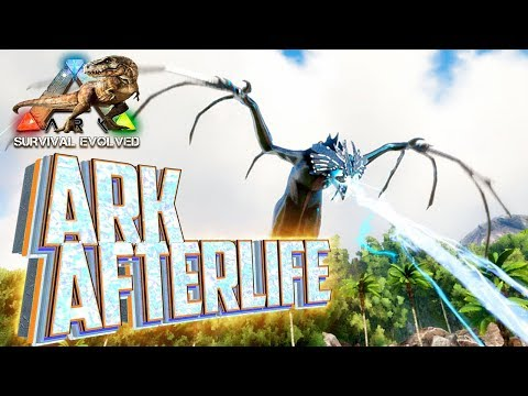 Начало Сезона - Afterlife of ARK Survival #1