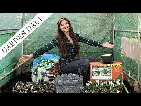 Garden Centre Haul