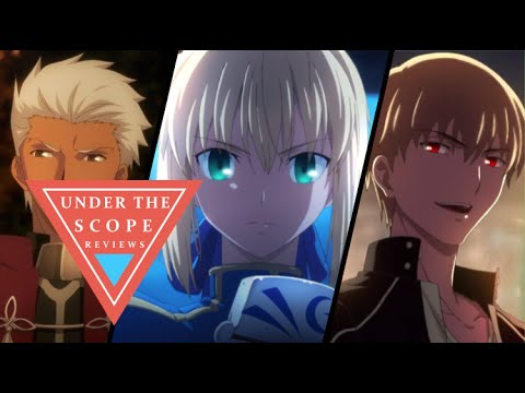 Under The Scope: Top 5 Strongest Fate Servants
