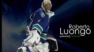 Roberto Luongo Best Save Compliation
