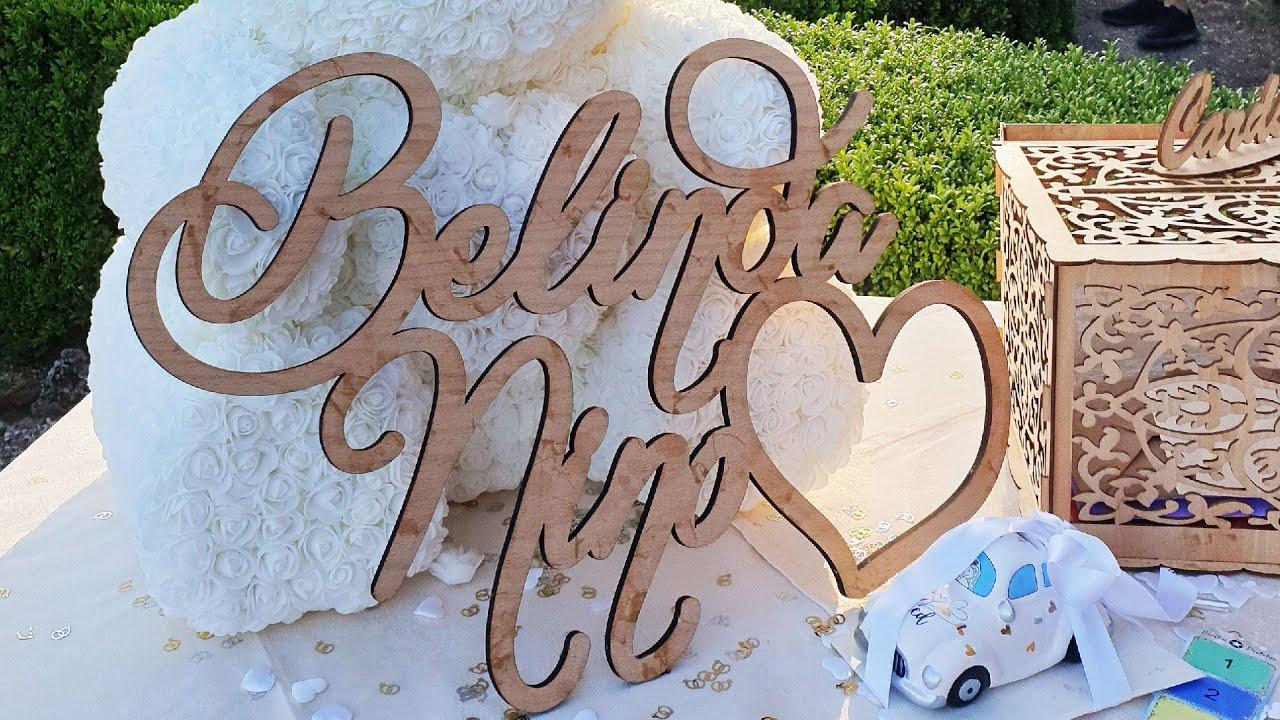Hochzeit Belinda Und Nino Am Gardasee Youtube